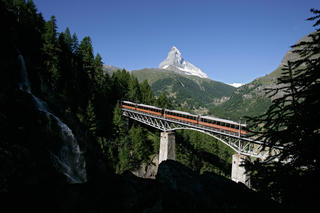 Gornergrat – Meet the Matterhorn