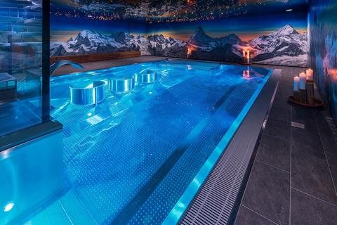 Neues Spa im Silvana Mountain Hotel