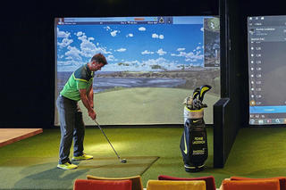 Indoor-Golf Matterland
