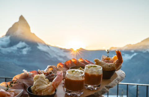 'Taste of Zermatt' vereint Kulinarik-Events in Zermatt
